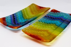 Rainbow dish