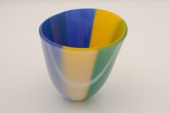 Harlequin Vase