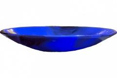 Cobalt and Plum Bowl